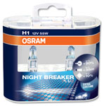 OSRAM H1 Night Breaker